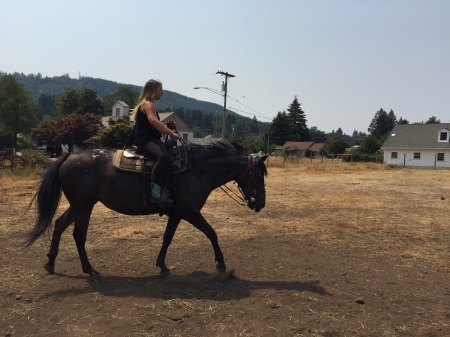 Ghostdance Mya, Appaloosa Mare for sale in Oregon