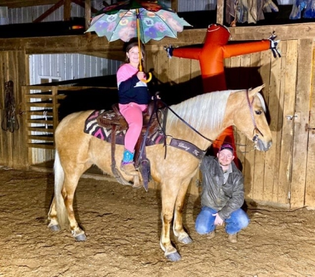 Jewel, Missouri Fox Trotting Horse Mare for sale in Kentucky