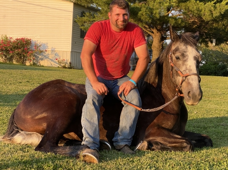 Mikey, American Quarter Horse Gelding for sale in Kentucky